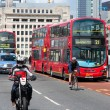 Londen transport — Stockfoto #33928133
