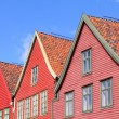 Bergen - famous town in Hordaland county — Photo