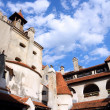 Stock Photo: Bran castle in Transylvania, Romania.
