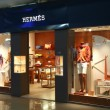 Stock Photo: Hermes fashion