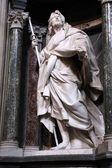 Saint James the Apostle — Stock Photo