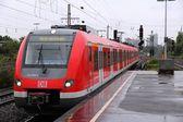 German railways — Stock Photo