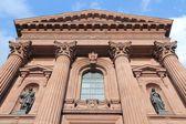Philadelphia cathedral — Stock Photo