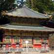 Part of Tosho-gu Shinto shrine. Nikko — Foto Stock #35005707