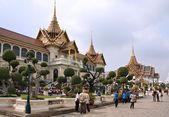 большой дворец в бангкоке — Стоковое фото