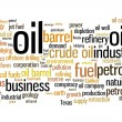 Oil industry background — Stock Photo