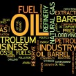 Petroleum industry — Stock Photo