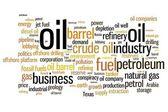нефтяной промышленности фон — Стоковое фото