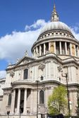 Cathedral in London — Stock Photo
