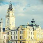 Pecs, Hungary — Stock Photo #35514643