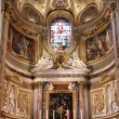 Church in Rome — Stock Photo