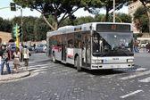 Rzym autobus — Zdjęcie stockowe