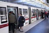 Metro van rome — Stockfoto