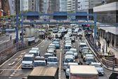Osaka traffic — Stock Photo