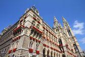 Vídeňská radnice — Stock fotografie