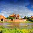 Malbork, Poland — Stock Photo