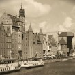 Gdansk, Poland — Stock Photo