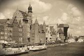 Gdansk, Poland — Stock Photo