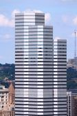 Pittsburgh skyscraper — Stock Photo