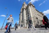 Liverpool — Foto de Stock