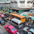 Stock Photo: Bangkok congestion