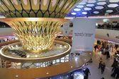 Aeroporto de abu dhabi — Foto Stock