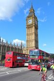 London - Big Ben — Foto de Stock