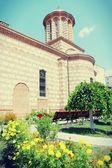 Bucharest landmark — Stockfoto