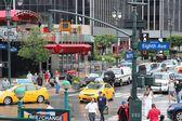 New York 8th avenue — Stock Photo
