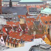 Denmark - Copenhagen — Stock Photo