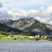 Rogaland, Norway — Stock Photo