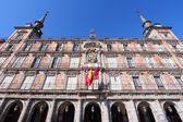 Plaza Mayor, Madrid — Stock Photo