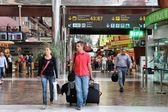 Tenerife South Airport — Stock Photo