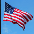 US Flag — Stock Photo #40082769