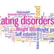 Постер, плакат: Eating disorders