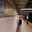 Постер, плакат: New York subway