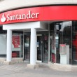 Stock Photo: Santander Bank
