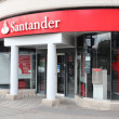 Santander Bank — Stock Photo #40619853