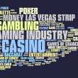 Casino gambling — Stock Photo