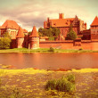 Malbork — Stock Photo