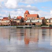 Poland - Torun — Stock Photo