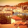 Stock Photo: Omis, Croatia