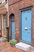 Philadelphia Historic District — Stock Photo