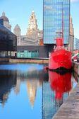 Liverpool — Zdjęcie stockowe