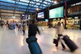 Liverpool Station — Stock Photo