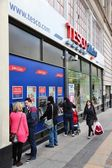 Tesco store — Stock Photo