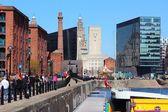 Liverpool — Stock Photo