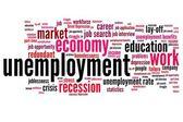 失业 — 图库照片