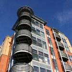 Apartment building — Stock Photo #4464497