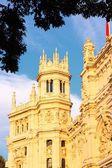 Madrid - Cibeles — Foto de Stock